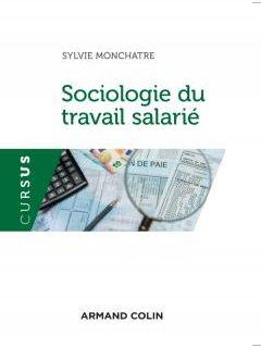 Sociologie du travail salarié - Couverture de l'ouvrage